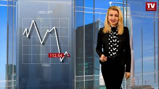 InstaForex tv news: USD weighed down in Asian trade  (17.11.2017)