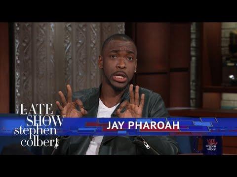 Jay Pharoah Has Met Both Obama And Trump