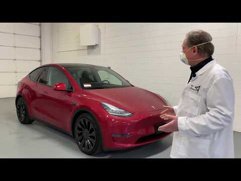 Model Y E1: Sandy's First Impression