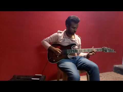 Katamarayudu theme on guitar