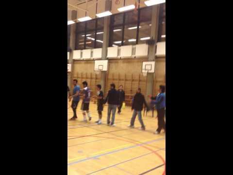 اتن ملی در ختم تورنمنت والیبال بین الافغانی در شهر مالموی سویدن