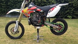 Honda Cr250 Small Wheel Crf150R Chassis  first in the world