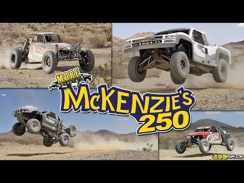 2018 MORE McKenzies 250