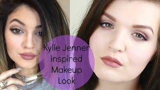 Kylie Jenner Makeup Tutorial | LiddieLoo Thumbnail