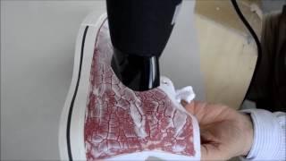 Crackle It, pimp my shoes