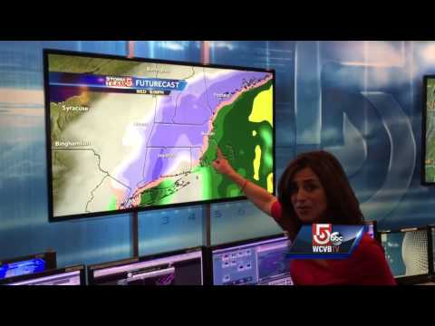 Hour-by-hour timeline: How snow will impact your travel