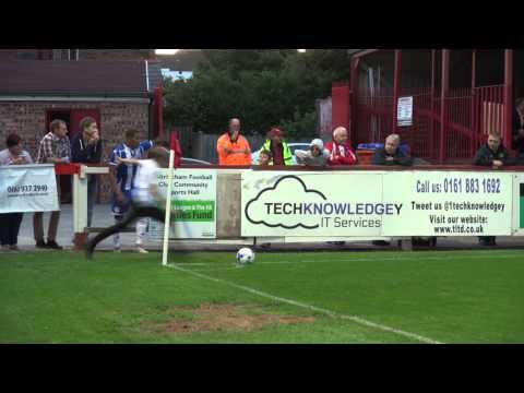 Fan takes corner for James Tavernier in pre-season friendly - Altrincham v Wigan Athletic