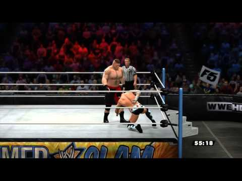 WWE Summerslam Live Results: Brock Lesnar...