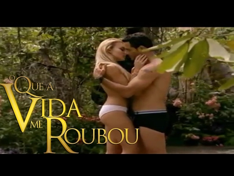 O Que A Vida Me Roubou - José Luís e Montserrat fazem amor (Completo/Dublado) - Sem Cortes