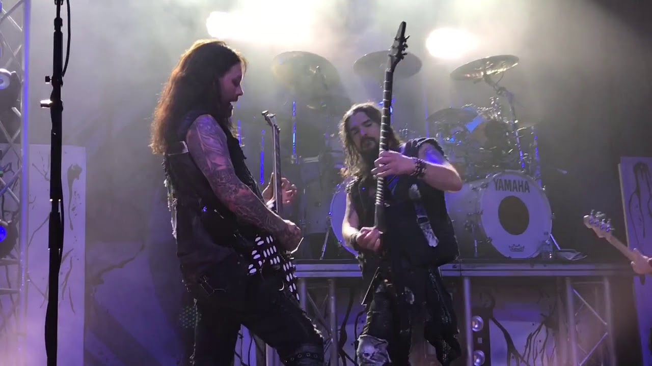 Machine Head - Halo (solo) - Dallas, TX - 1/30/18 - YouTube