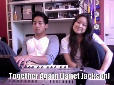 Together Again (Janet Jackson) -Alexa Yoshimoto & Alan Ladan
