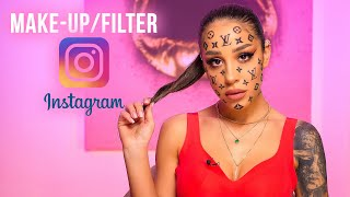 MAKE-UP / FILTRU de Instagram