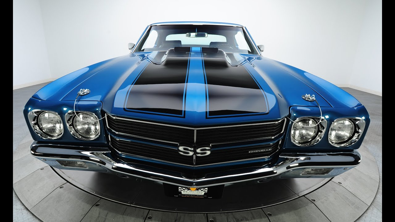 Chevrolet Chevelle Ss Youtube