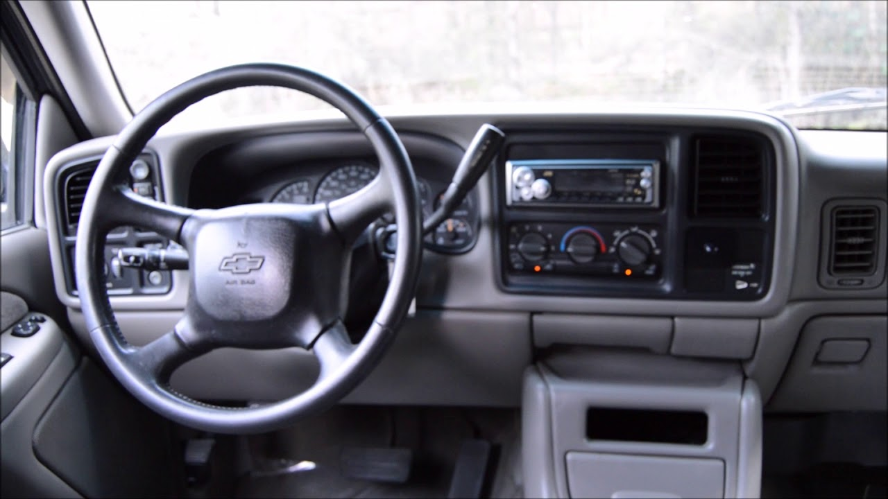 2000 Chevrolet Silverado 1500 Ls Ext Cab 5 3l V8 Z71 4x4 Youtube
