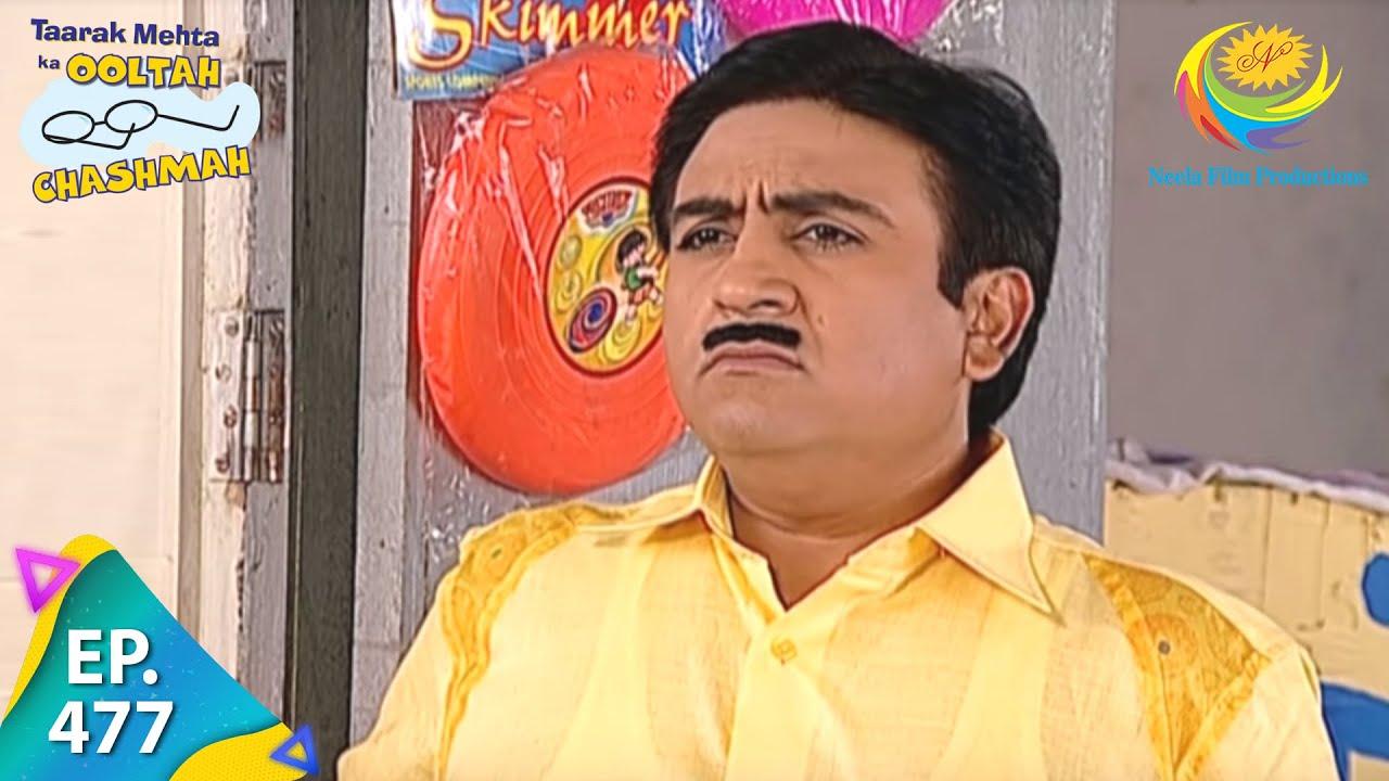 Download Taarak Mehta Ka Ooltah Chashmah - Episode 477 - Full Episode