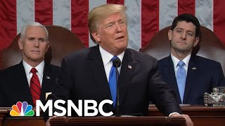 White House Reportedly Has No Way Out Of President Donald Trump's Shutdown | The 11th Hour | MSNBC