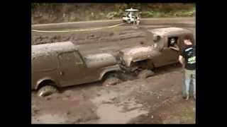 BIG AL'S RACE TRACK, JEEPS, CHEVY(WILD1), CHEVY BLAZER,GREEN FORD SHORTBED