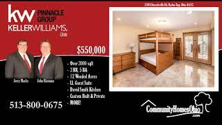 Cincinnati Real Estate for Sale - 5788 Edwardsville Rd, Clarksville, OH 45113  Log Cabin