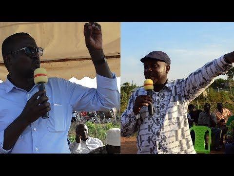 Mabula na Mongella wameungana na kuingia mtaani Mwanza