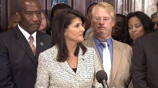 Nikki Haley Will Be U.S. Ambassador to UN Under Trump's Presidency