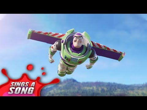 Buzz Lightyear Sings A Song (Toy Story 4 Parody NO SPOILERS)