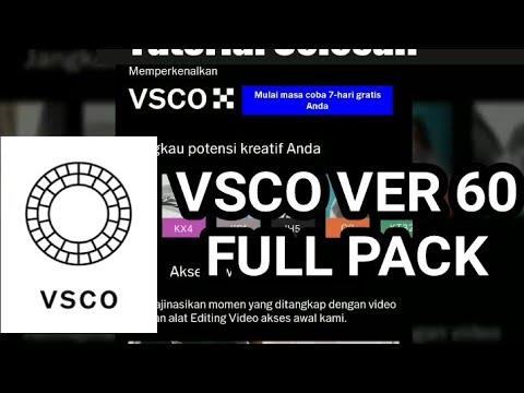 VSCO FULLPACK VER