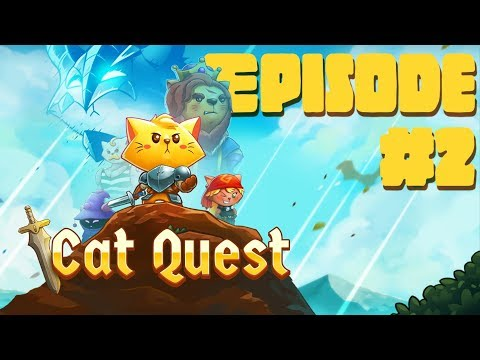 LOOKING FOR THAT WATER DRAGON - CAT QUEST (EP. 2)