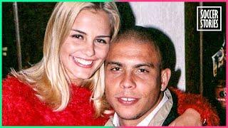"The heartbreaking love story between Ronaldo & ""Ronaldinha""   Oh My Goal"