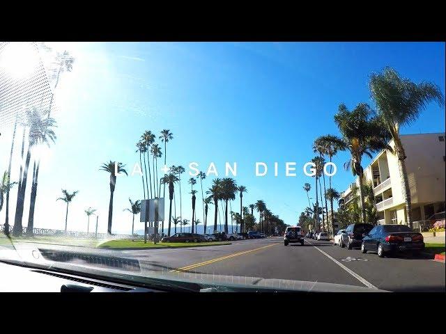 LA + San Diego | A Good Direction