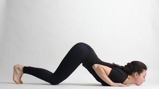 Видео-уроки Открытой йоги. Поза кошки.