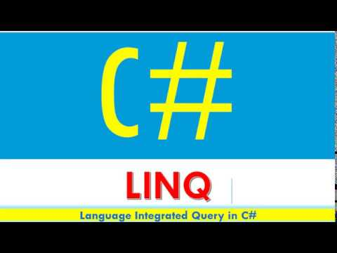 Learn C#.NET Programming Basics Part 5: LINQ in C# Tutorial For Beginners 2019| LINQ Tutorial thumbnail