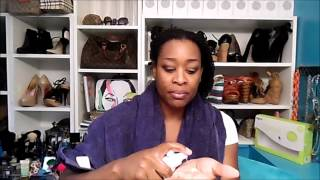 Wash and Go on Natural Hair | Deva Curl Curl Kit