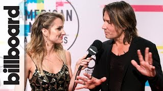 """Keith Urban on Why 'Female' Was so Important """"I Just Wanted to Put That Into The World"""" 