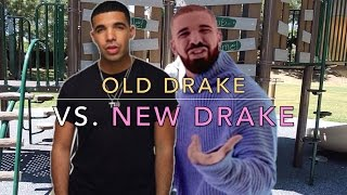 Old Drake vs New Drake