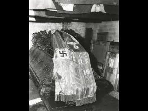 Operation Bodysnatch 1945 - The Weirdest Monuments Men Mission