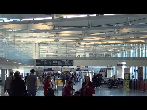 A Video Tour of Newark International Airport (EWR), Terminal C