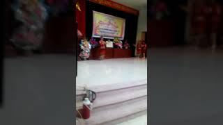 Dem giao luu van nghe hoi nguoi cao tuoi thon van giang(2)