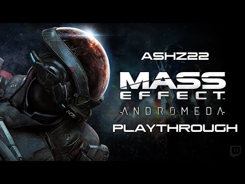 Mass Effect Andromeda Part 1