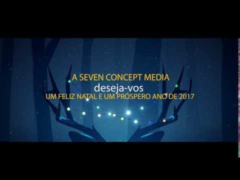 Feliz Natal e Próspero Ano Novo - Seven Concept Media