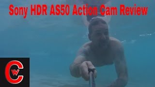 Sony HDR AS50 Action Cam Review