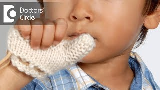 Management of Thumb Sucking in children - Dr. Aniruddha KB