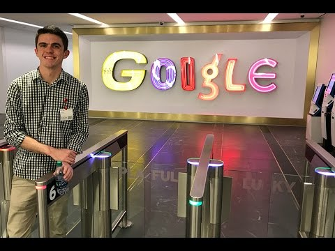 Behind the Scenes at Google, New York