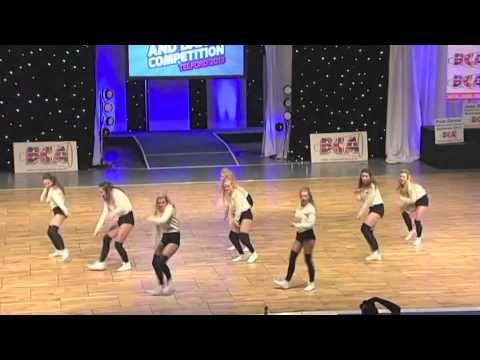 Edinburgh University Cheerleading Club