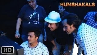 Humshakals | Behind the Scenes Video Blog | Day 1-3
