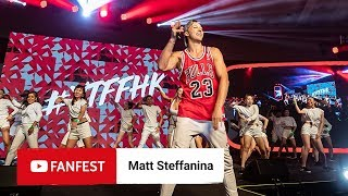 Matt Steffanina @ YouTube FanFest Hong Kong 2018