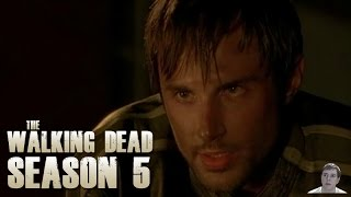 The Walking Dead Season 5 Episode 3 - Four Walls and a Roof - Video Predictions!