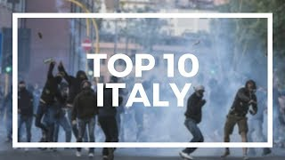 TOP 10 ULTRAS : ITALY