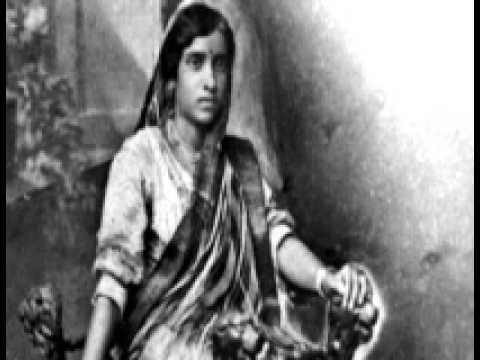 Kesarbai Kerkar  Thumri Bhairavi