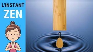 L'INSTANT ZEN #022 - Carillon Koshi Aqua