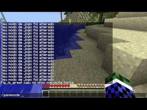 Como Fazer Parar De Chover Minecraft casse …